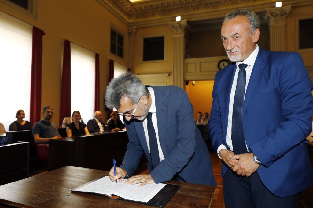 Paolo Verri sigla il patto