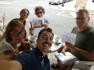 Casa Netural e Id Lab in viaggio per il go&see di matera2019