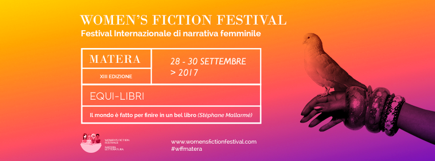 women fiction festival, matera, casa netural