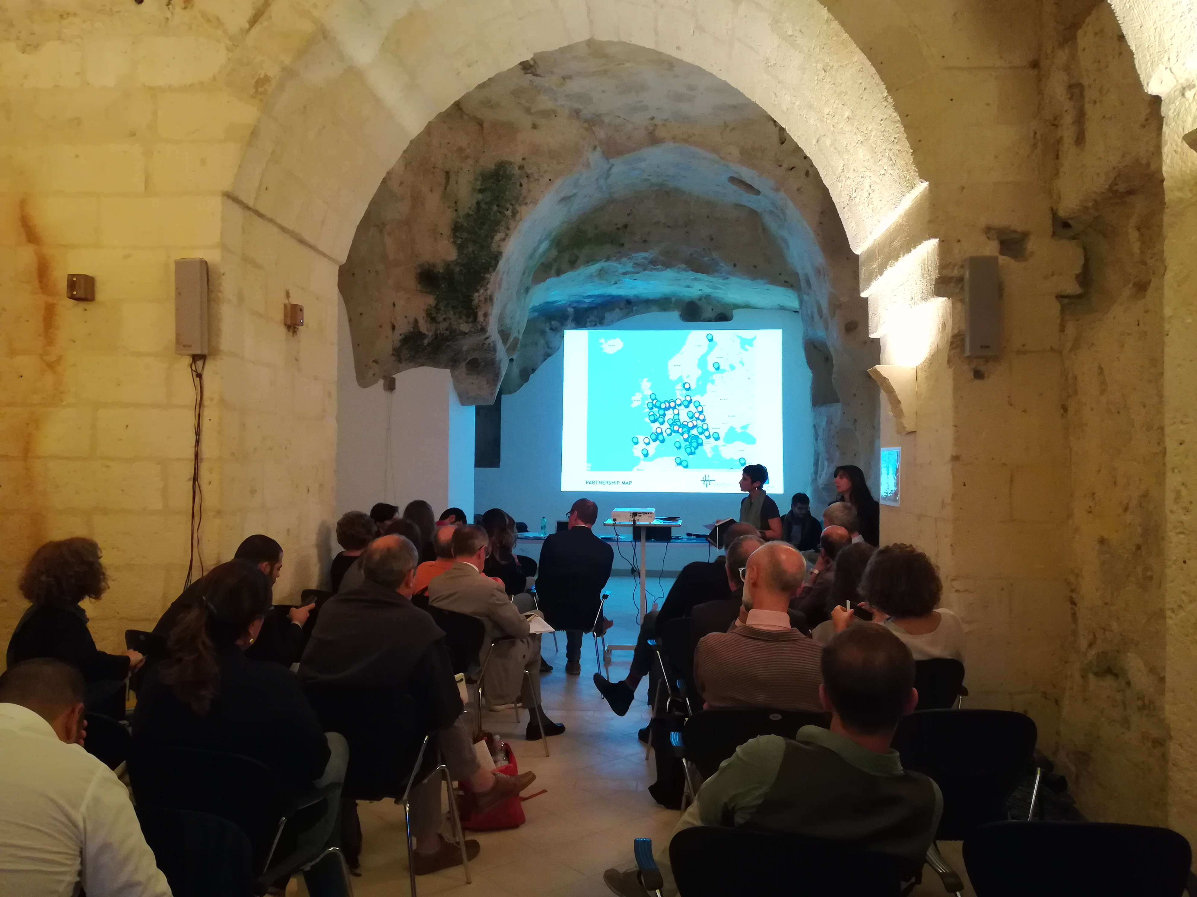 workshop cocreazione a matera