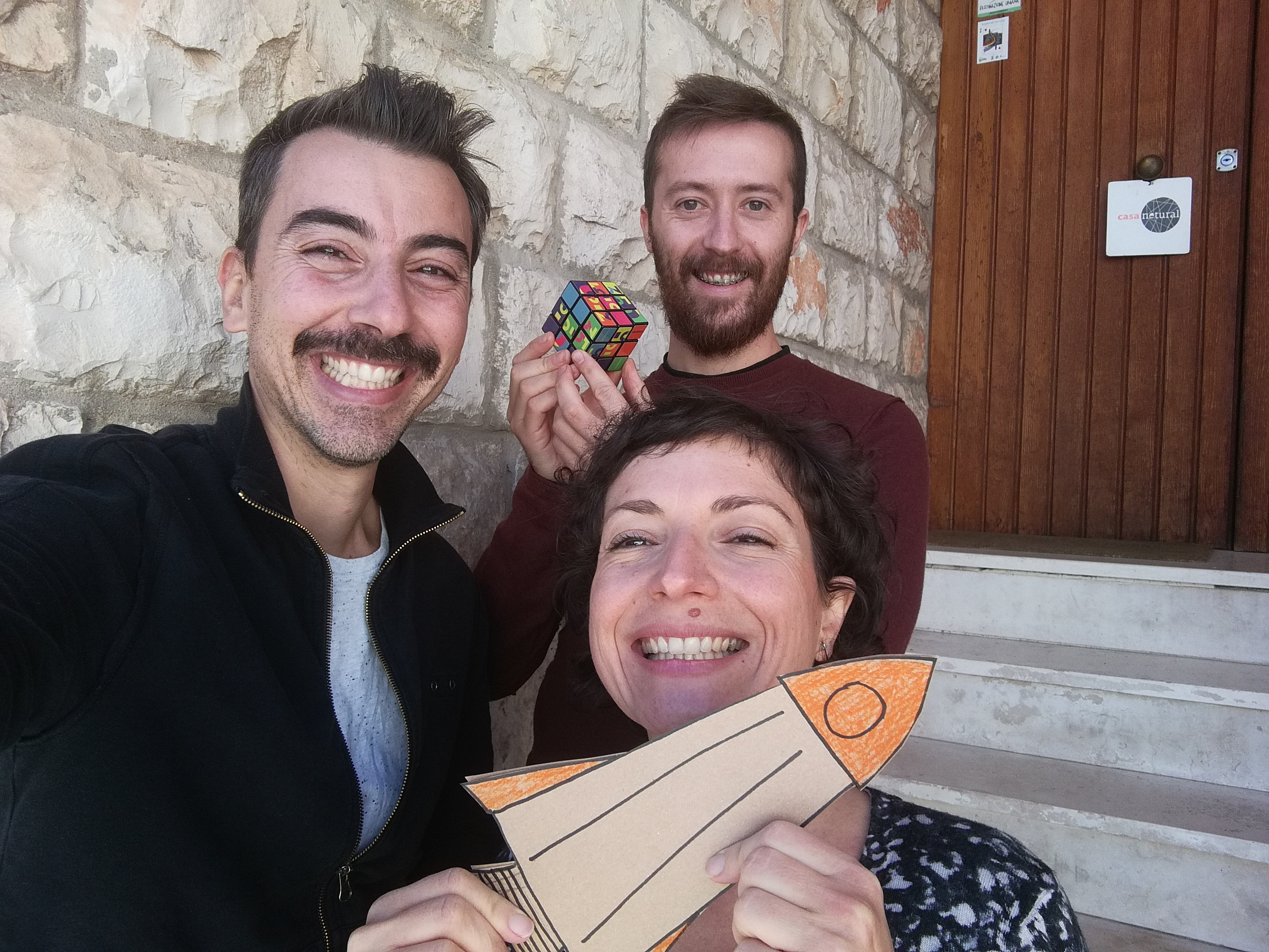team Incubatore Netural a Matera