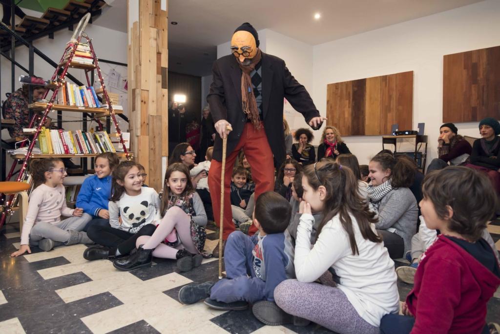 quartiere ri-luce spettacolo teatrale bambini