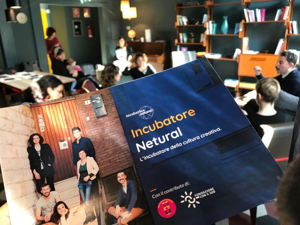 incubatore di imprese culturali e creative