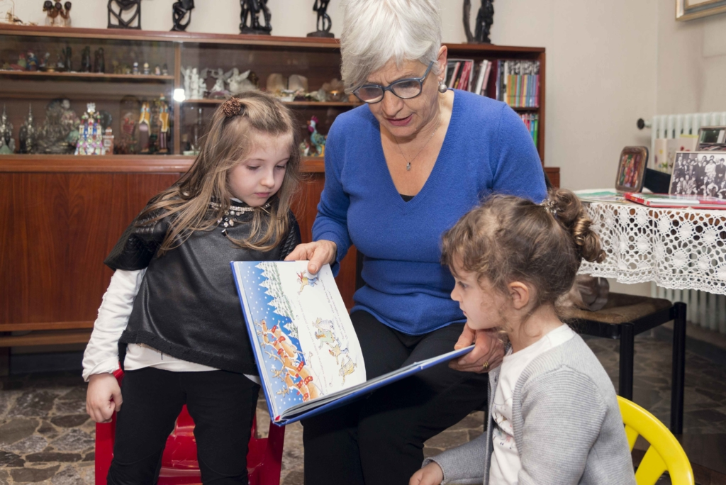 quartiere ri-luce letture animate bambini
