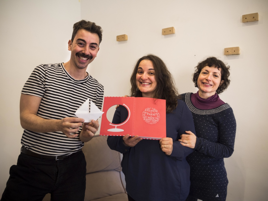 Carlotta vitale incubatore netural gommalacca teatro