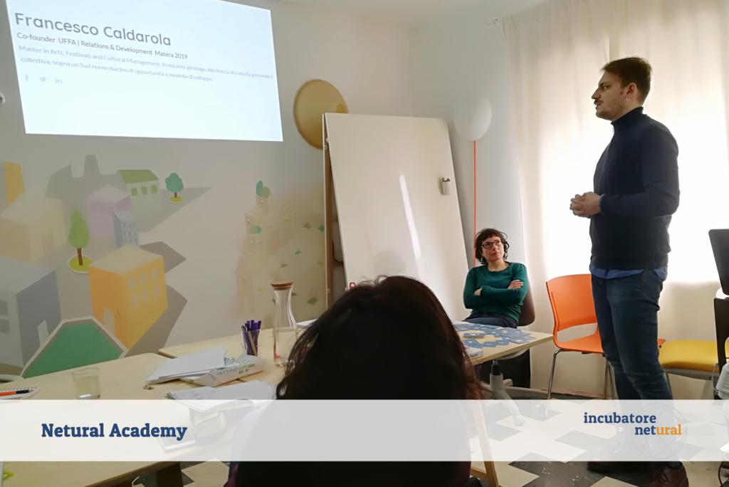 Netural Academy Francesco Caldarola Matera