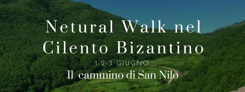Netural Walk nel Cilento Bizantino