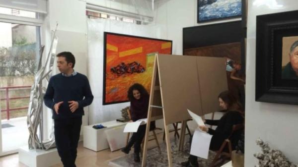 corso di disegno a Matera