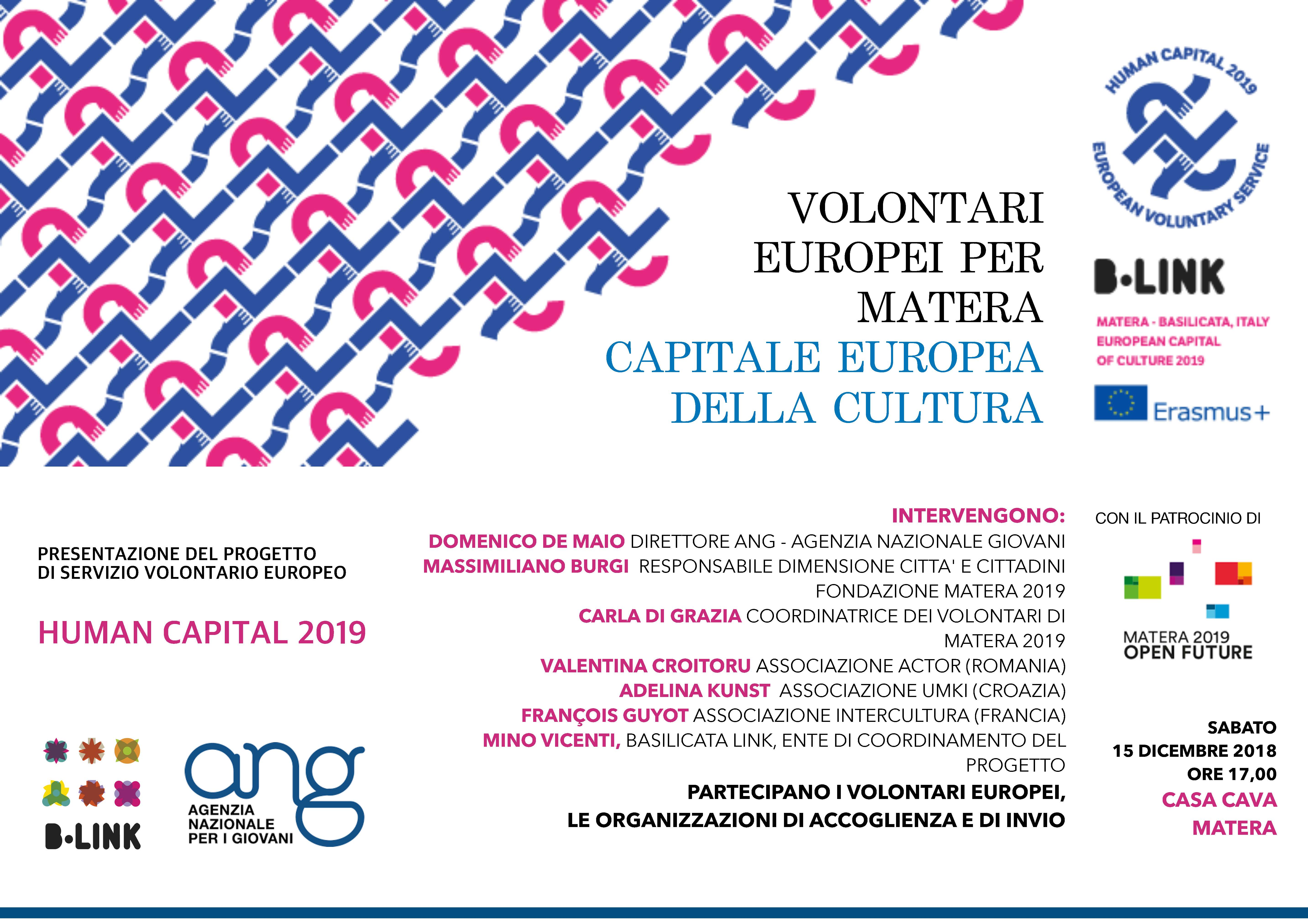 Human Capital 2019 _ Matera_ Casa Netural.