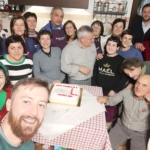 Mammamiaaa_selfie di gruppo con i cittadini di Sant'Angelo Le Fratte.