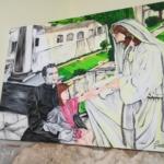 Mammamiaaa_ un bellissimo dipinto dalla pinacoteca di Sant'Angelo Le Fratte