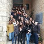 La 2 H dell'Istituto Comprensivo G. Pascoli a Matera