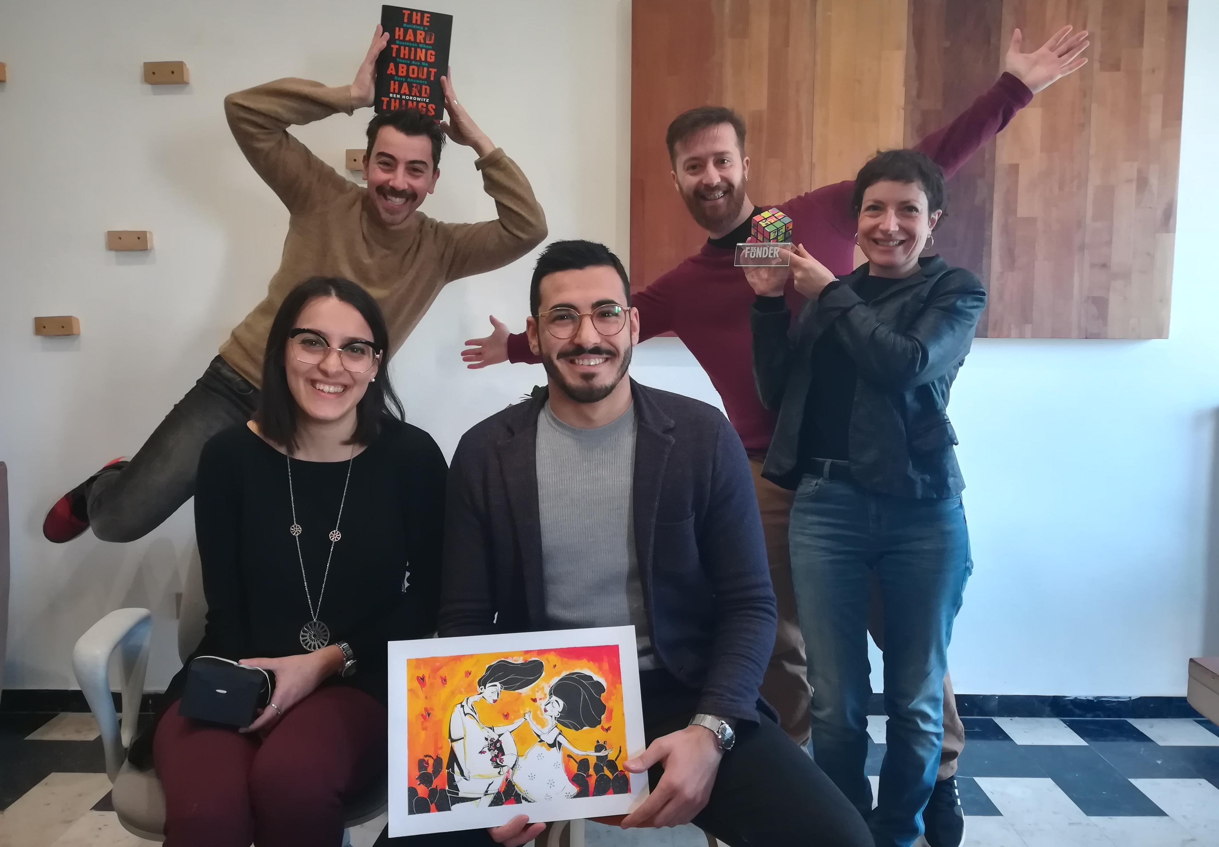 cultural box a matera - incubatore netural