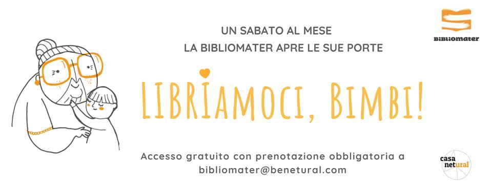 bibliomater, letture per bambini a matera