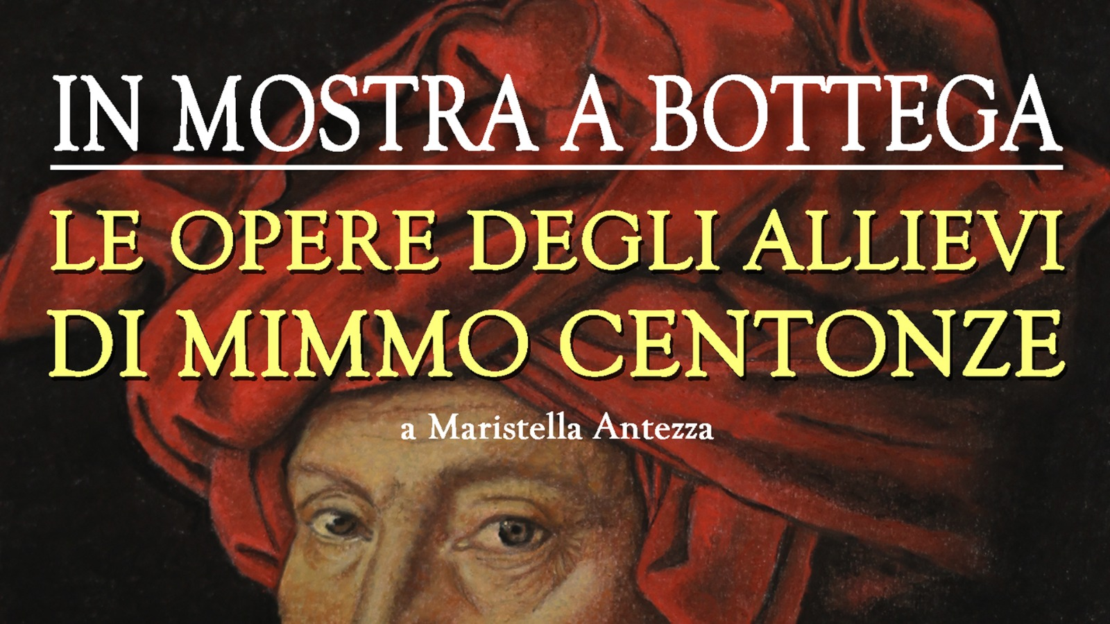 in mostra a bottega mimmo centonze