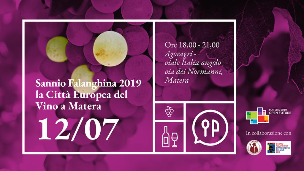 sannio falanghina 2019 matera - mammamiaaa