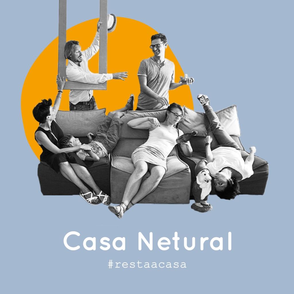 Casa Netural #restaacasa