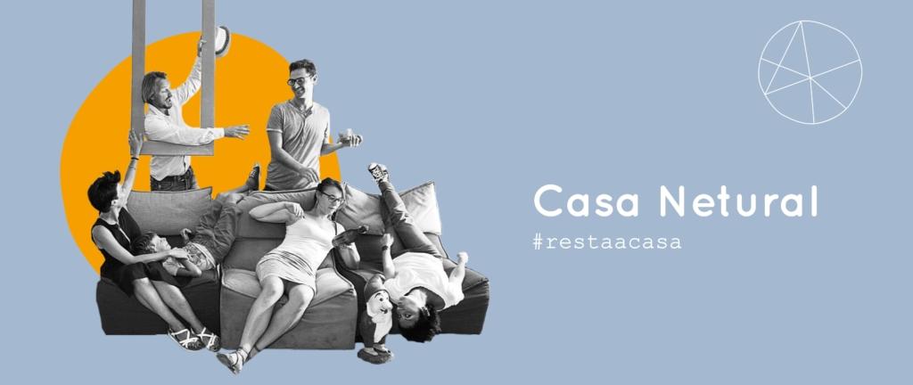 Casa Netural #restaacasa #covid2019