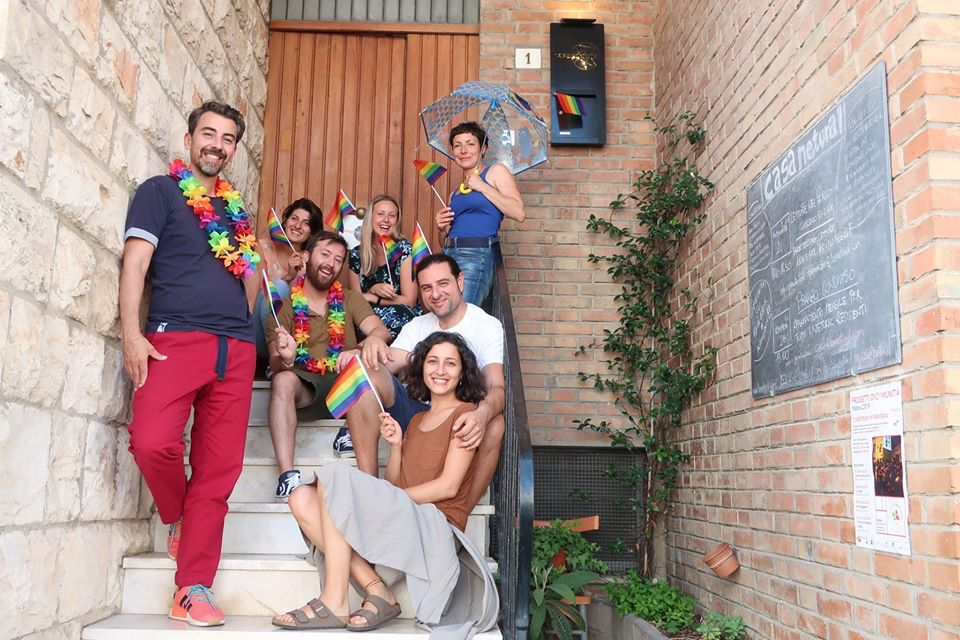 Matera Heroes Pride- coliving lgbtq Italy