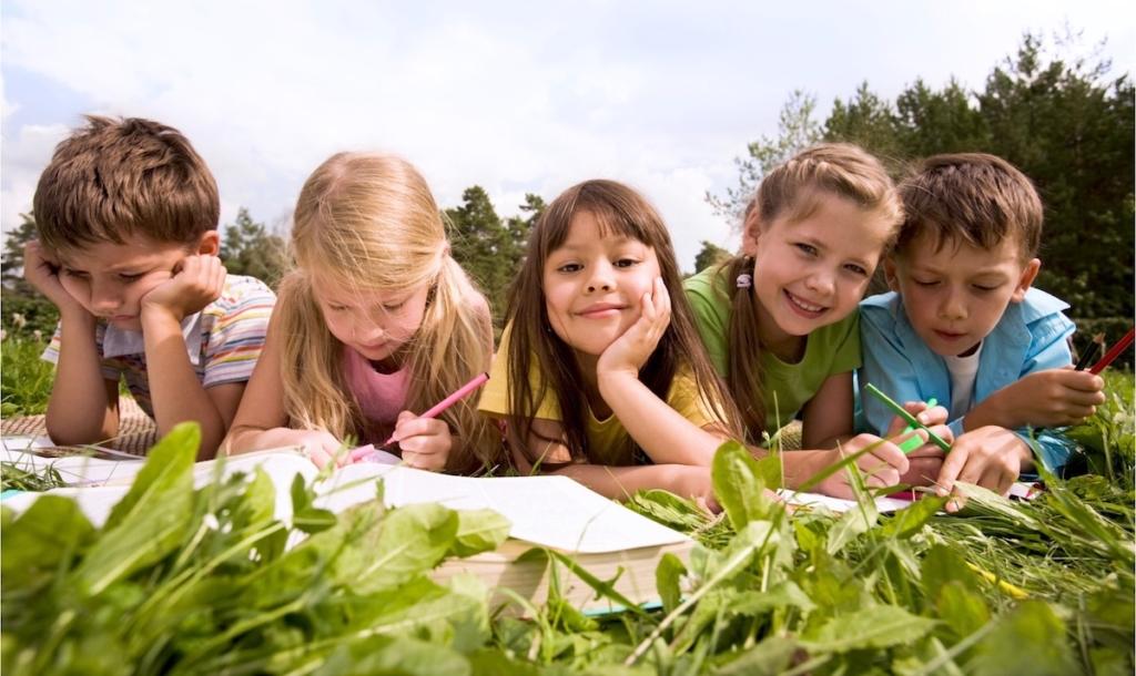 fuori classe - outdoor education