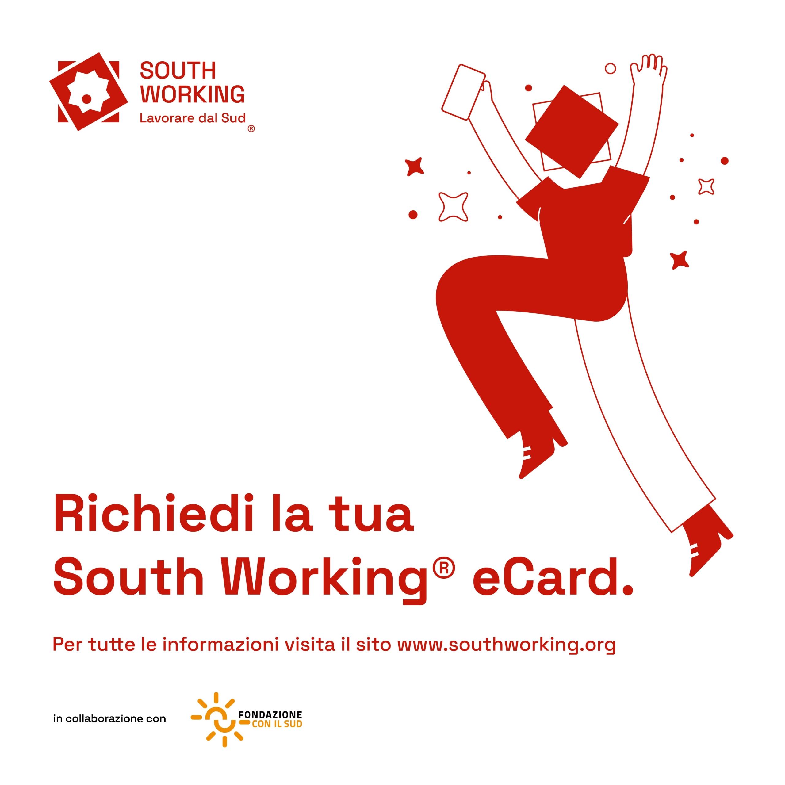 South Working card Casa Netural